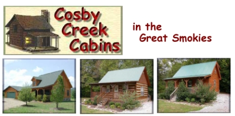 Delicieux Cosby Creek Cabins   Great Smoky Mountains Rentals   Luxury Log Cabins  Located In Cosby, TN. Cosby Is Situated On The Eastern Side Of The  Gatlinburg ...